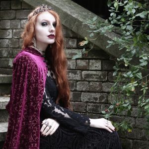 Regal Rose Halloween Collection 2016 – modelled by the stunning Olivia Emily #halloween #j ...