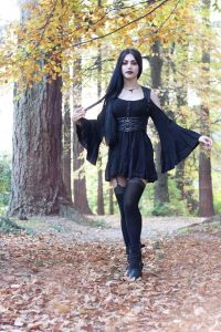 Model/Makeup/Styling/Editor: MahafsounPhotographer: Roya D Necklace: The Rogue + The WolfWelcome ...