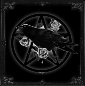 Dark Magic … Gothic Raven