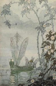 The Fairy Boat – Hilda Hechle.