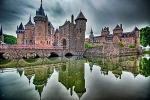 Castle De Haar, the Netherlands.