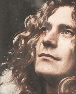 """Led Zeppelin – Robert Plant                                    """"These are the season ..."""