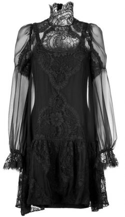 Givenchy lace dress