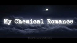 Listen To My Chemical Romance – Surrender the Night
