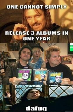 Green Day just PROVED. YOU. WRONG.