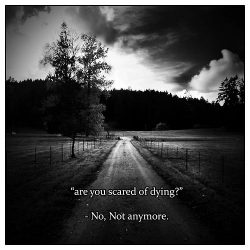 Maybe no; but it is a scary realization knowing I am capable of taking my own life.  I regret my ...