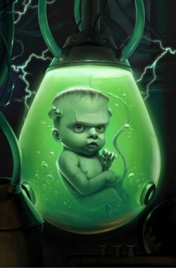 Baby Frank by marcelo garcia | Cartoon | 2D | CGSociety ★