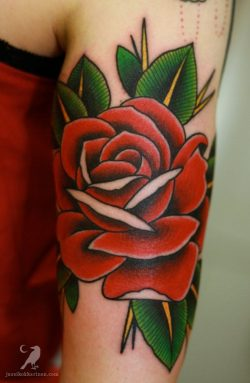 Red Rose | Tattoo