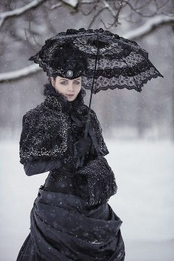 A very gothic winter – ✯ www.pinterest.com…