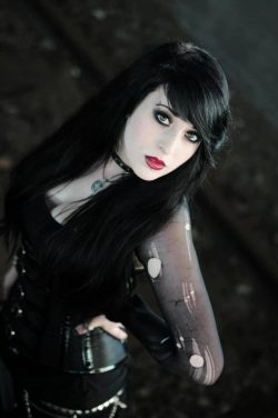 ✝ GOTH FASHION ✝: Photo