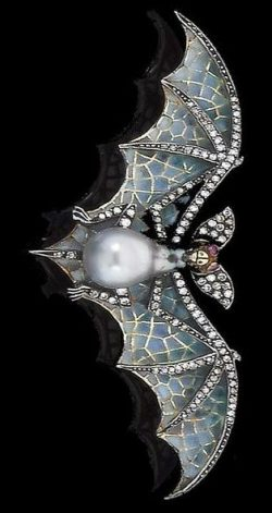 Jeweled bat