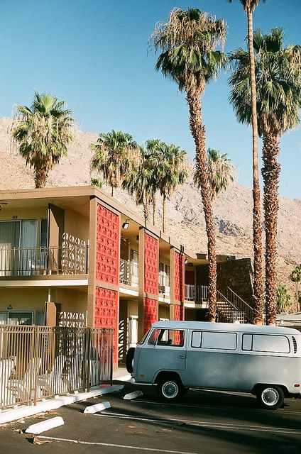 palm springs travel lodge