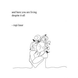 "rupi kaur on Instagram: ""???"""