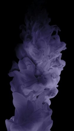 Purple Smoke..